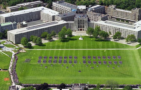 West Point parade grounds
